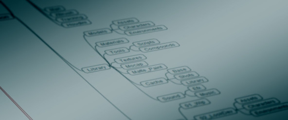 Project Structure for 3d Animated Short Film