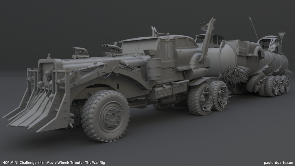 The War Rig