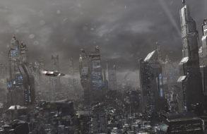 Sci-Fi City Concept